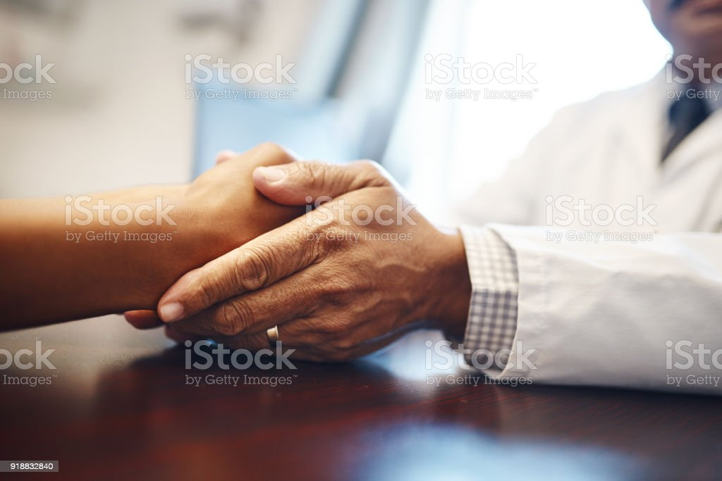 I can assure you that all will be fine stock photo