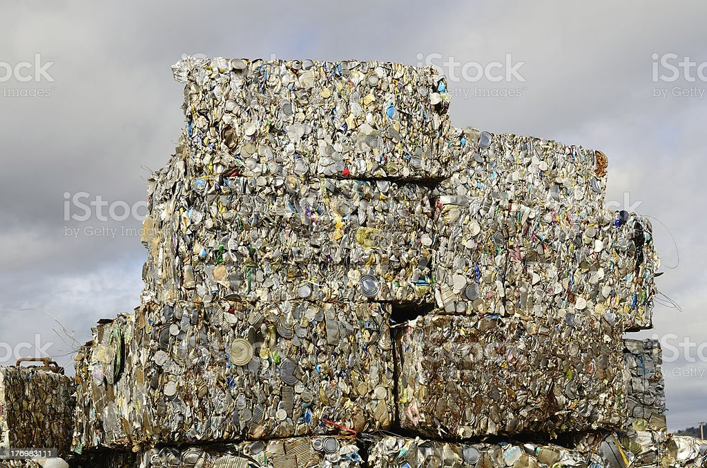 Can Blocks stock photo