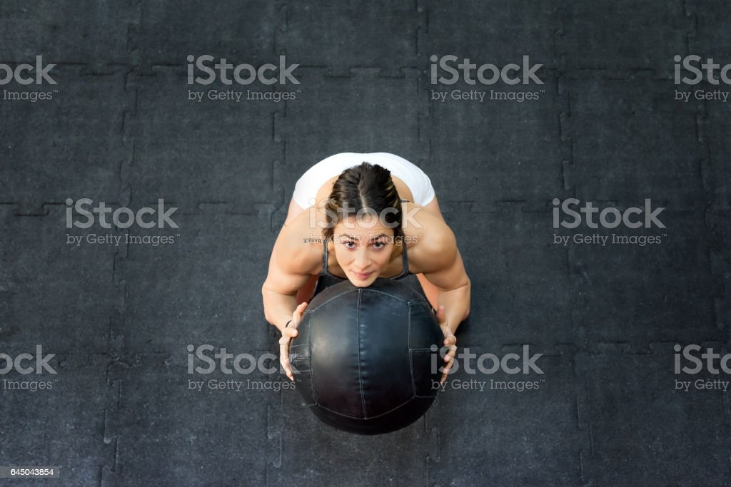 I can do it ! stock photo