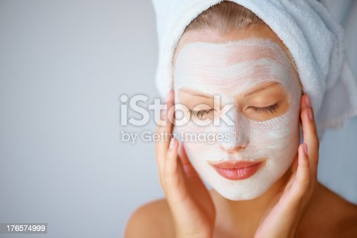 istock I can feel it working already! - Skincare 176574999