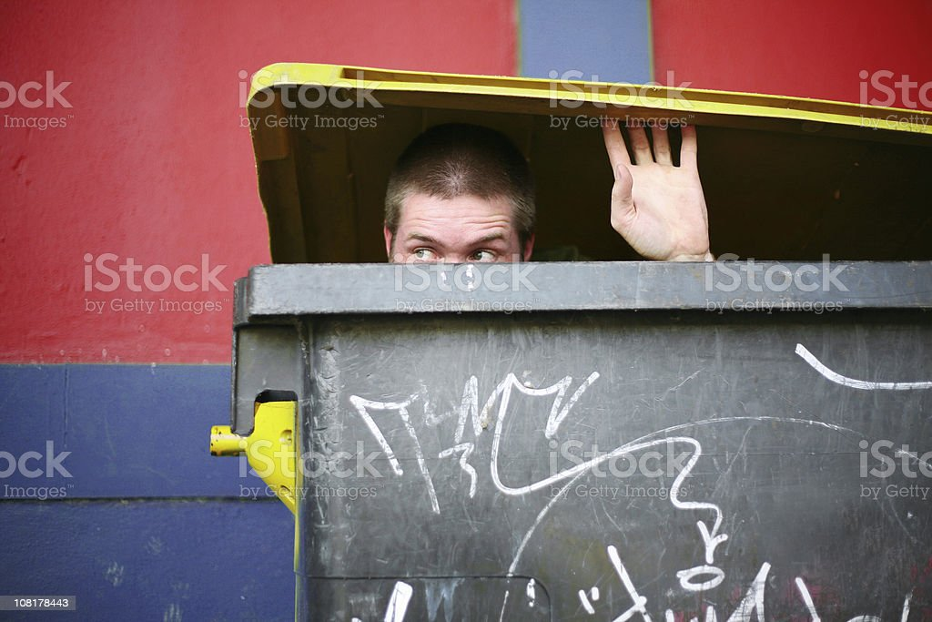 can i come out now? royalty-free stock photo