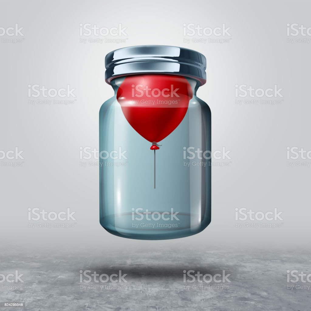 Can Not Be Held Down stock photo