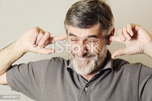 1029343276istockphoto I can not hear you! 494900612