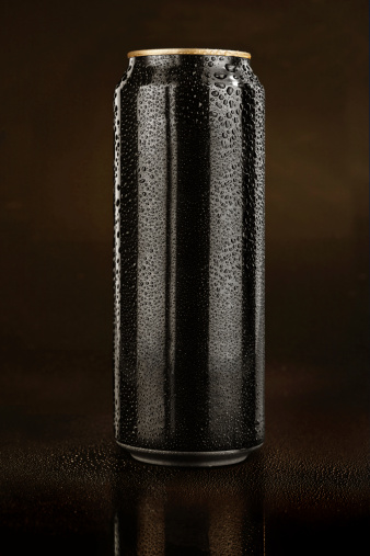 istock Can of Guinness 183757004