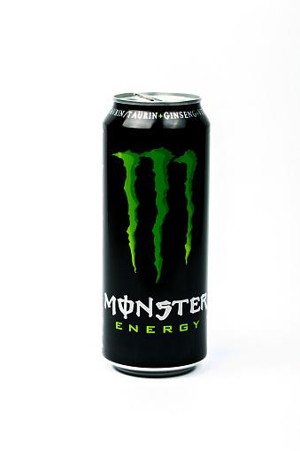 3位 MONSTER ENERGY (アメリカ版)