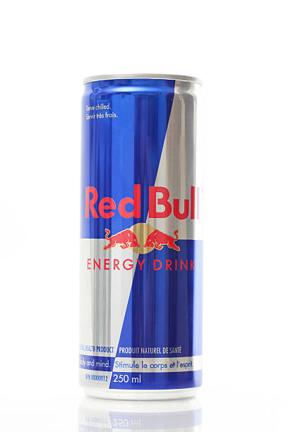 Can of Red Bull Energy Drink