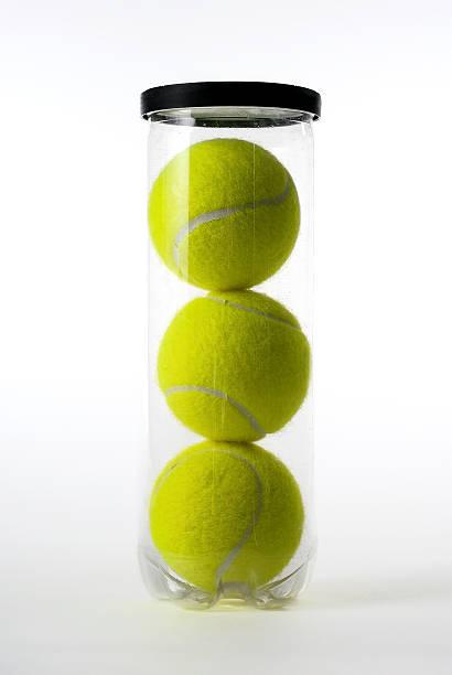 Boîte de balles de Tennis - Photo