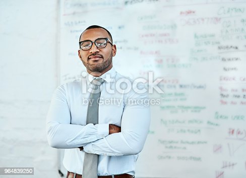 istock I can only be heading on to greater things next 964839250