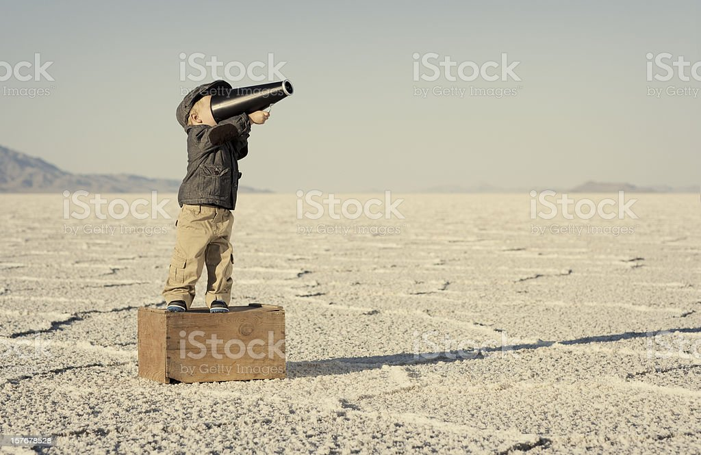 Can Someone Hear Me? royalty-free stock photo