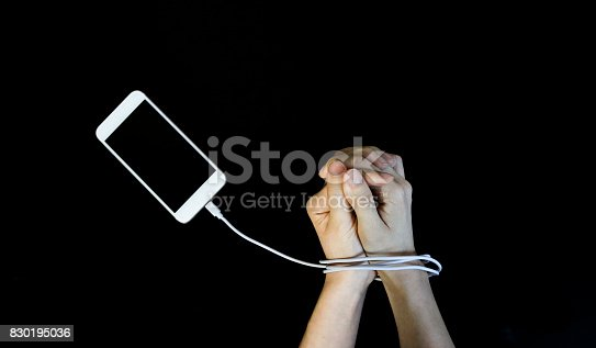 istock Can you go technology free? 830195036