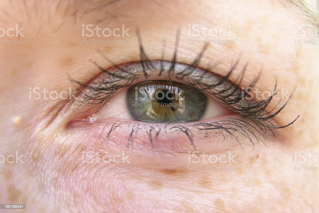 Can you see me? royalty-free stock photo