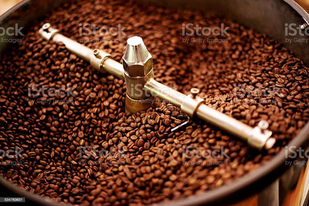 Can you smell the coffee? stock photo