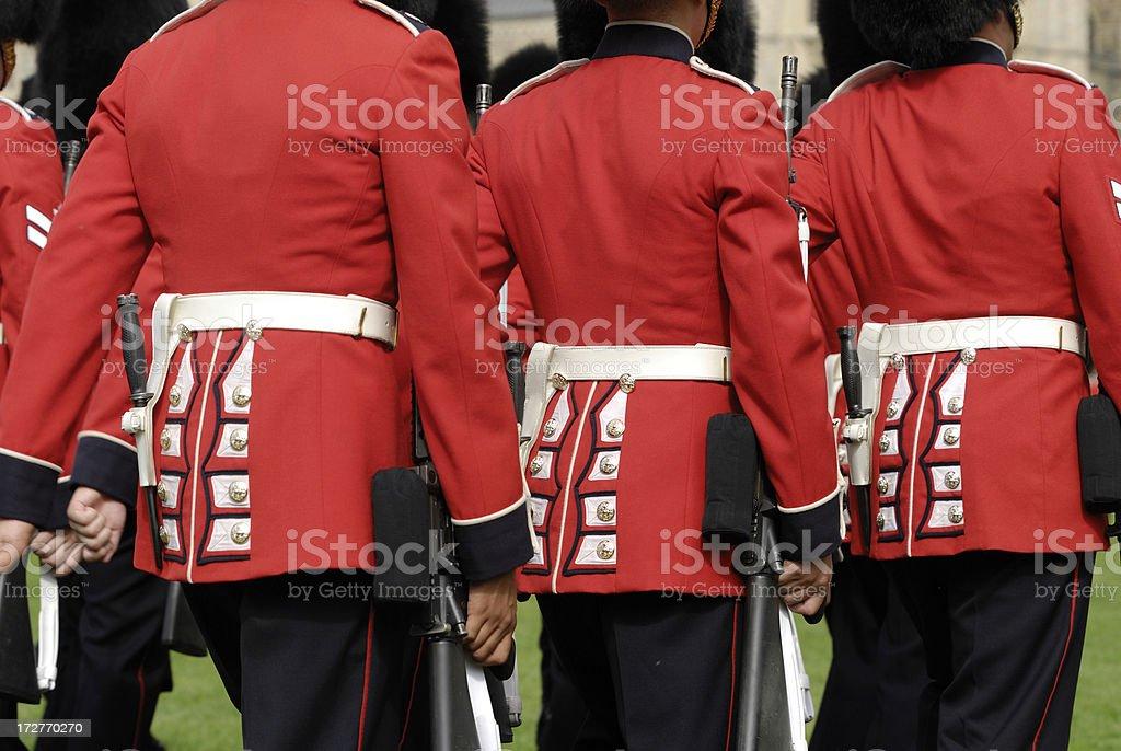 Canada Day royalty-free stock photo