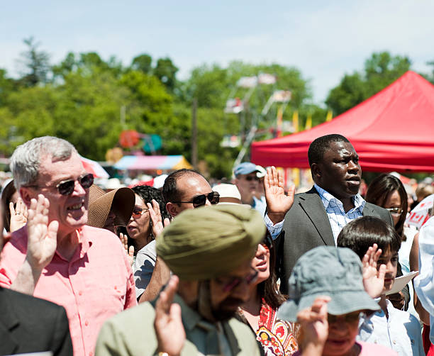 Canada Day Swearing-in Ceremony for New Citizens