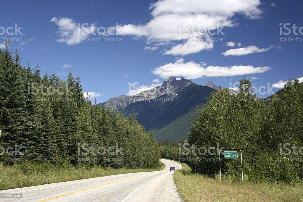 Canada Landscape royalty-free stock photo