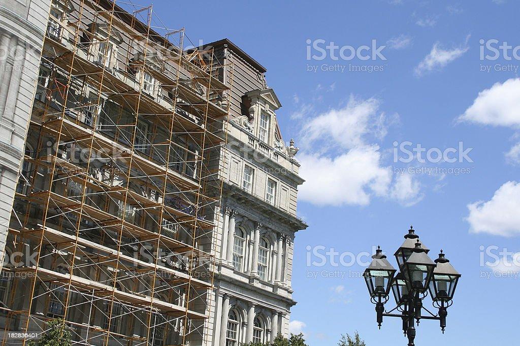 Canada: Montreal royalty-free stock photo