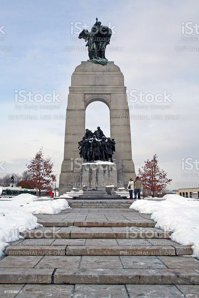 Fotografía de Canadá Monumento Nacional De Guerra En Ottawa y más ...