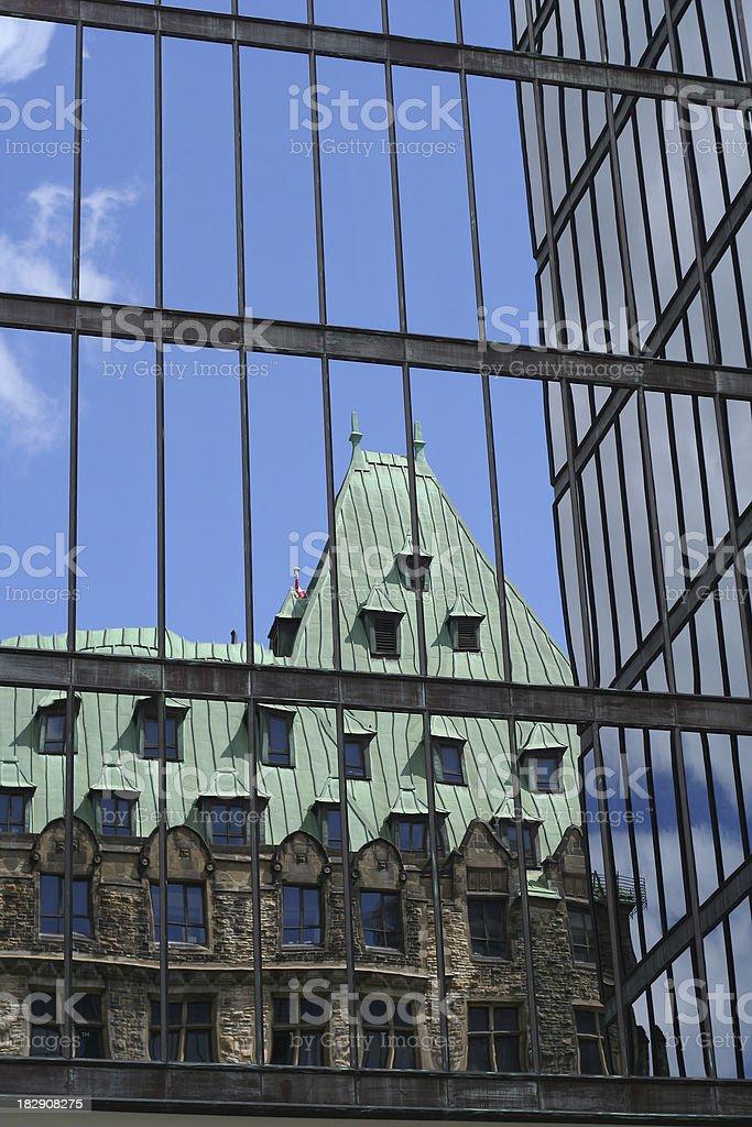Canada: Ottawa royalty-free stock photo