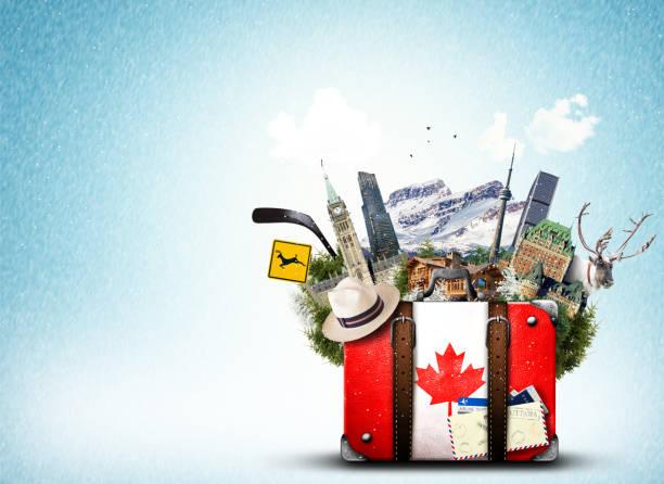 canadá - viaje a canadá fotografías e imágenes de stock