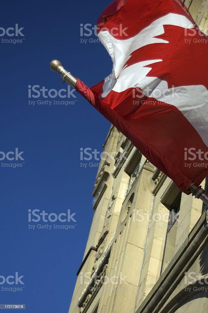 Canada! stock photo
