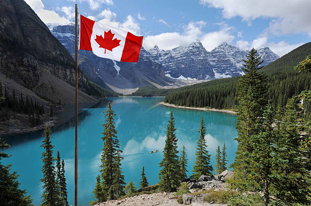 canada - canada day stock pictures, royalty-free photos & images