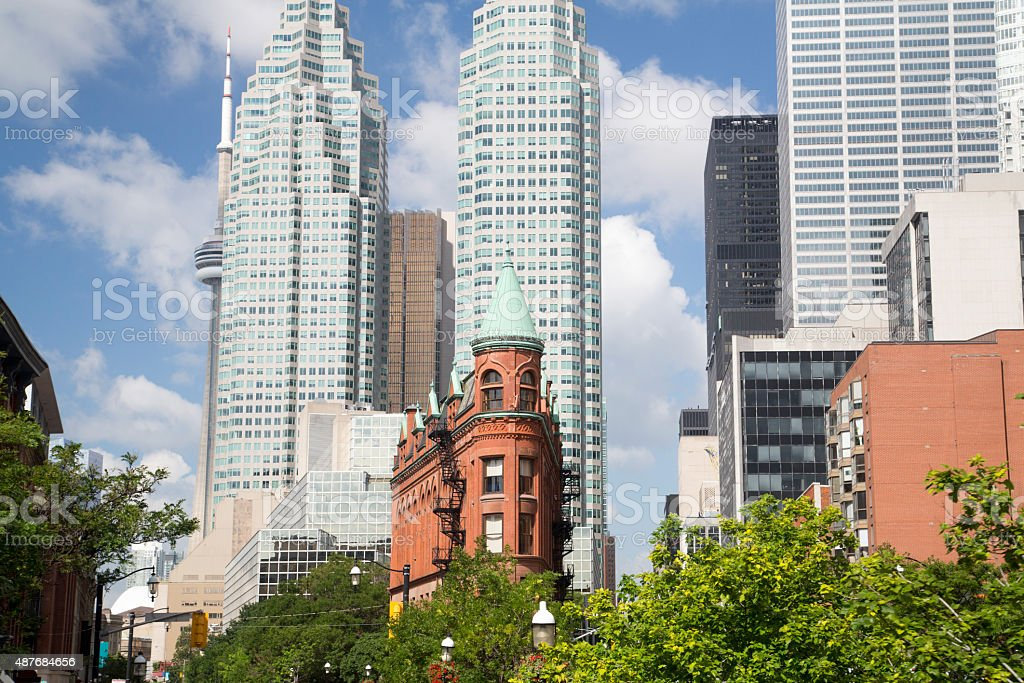 Canada - Toronto - Downtown stock photo