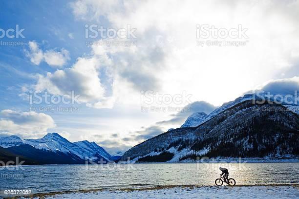 Photo of Canada Winter Fat Biking