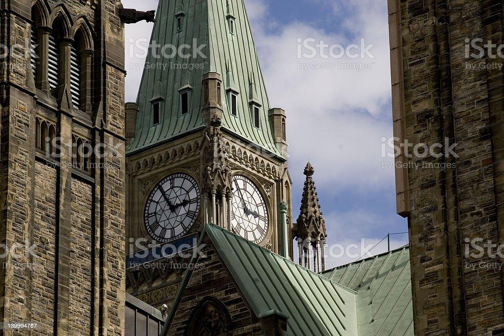 Canada's Capitol stock photo