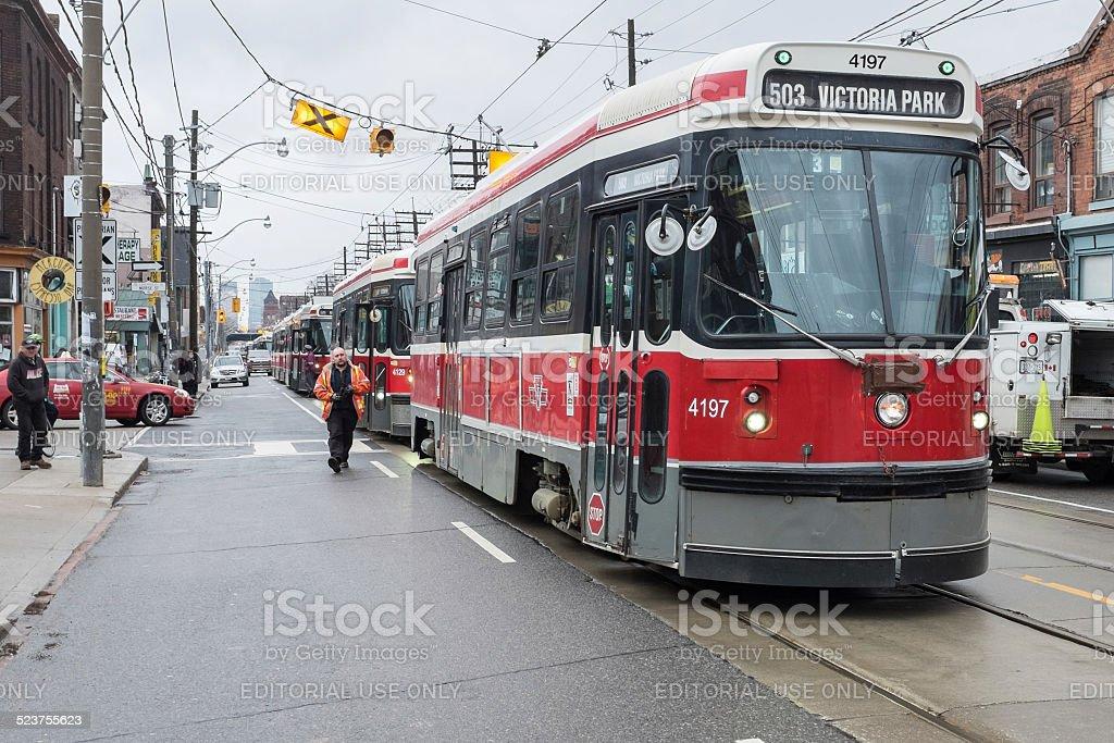 Canadian Leben in der Stadt – Foto