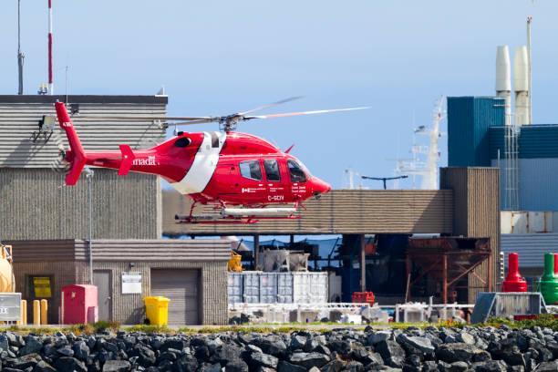 Canadian Coast Guard stock photo