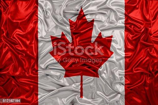 istock Canadian flag 512162184