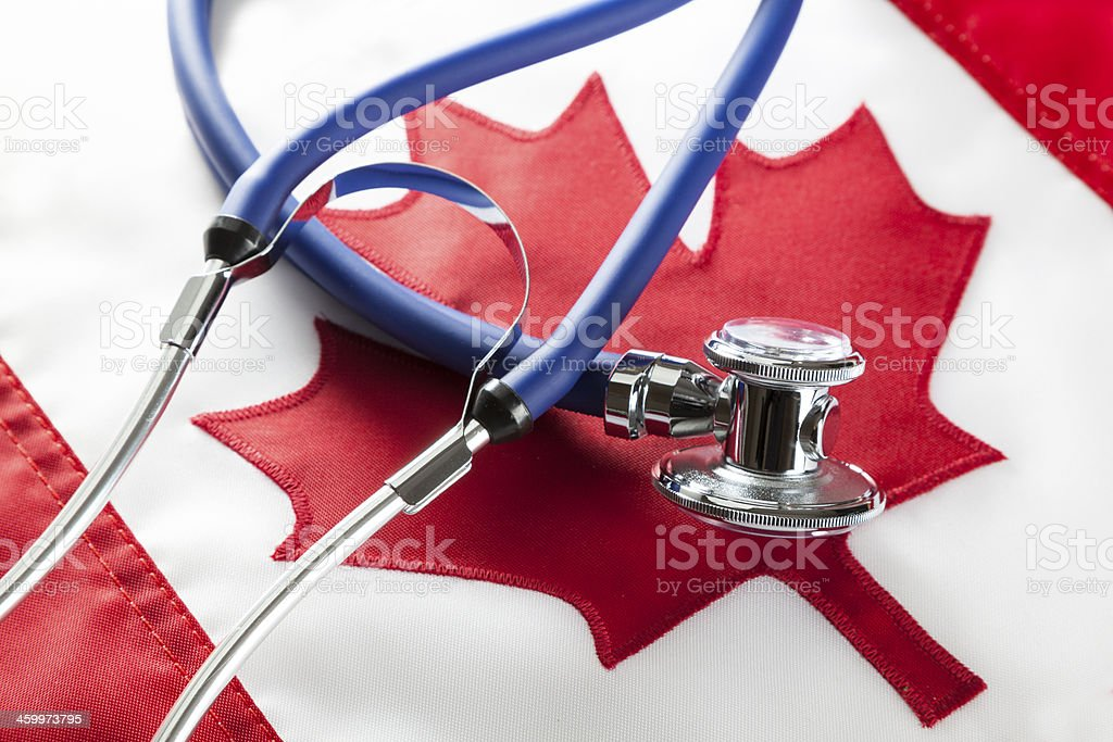 Canadian Healthcare & Medicine stock photo