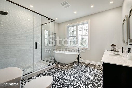 Brand new furnished modern house in Montreal's Beaconsfield