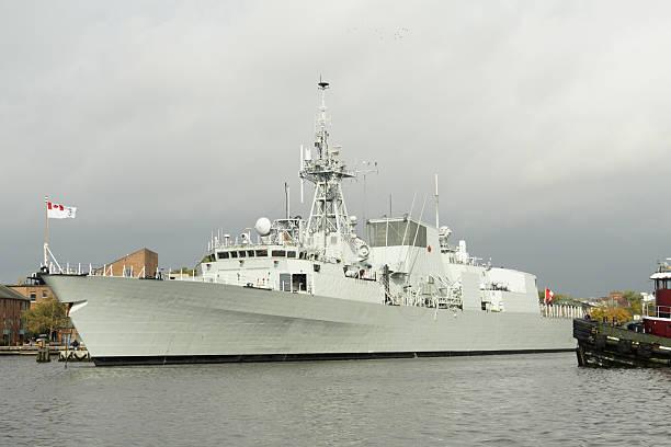 canadian navy - fragata - fotografias e filmes do acervo