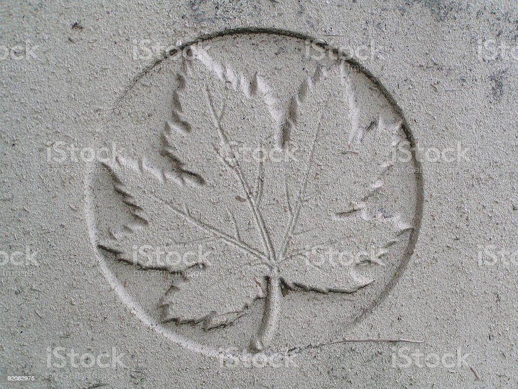 Canadian royalty-free stock photo