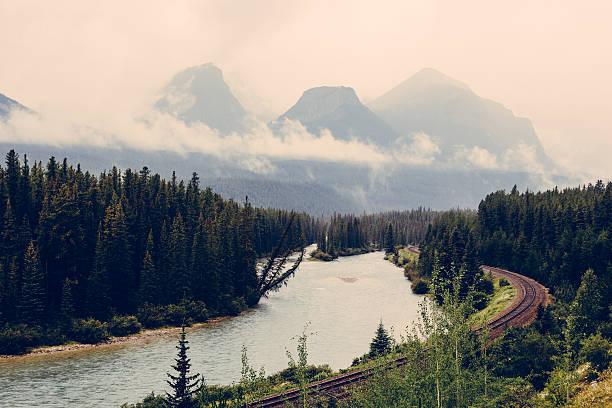 Canadian Railway - Photo