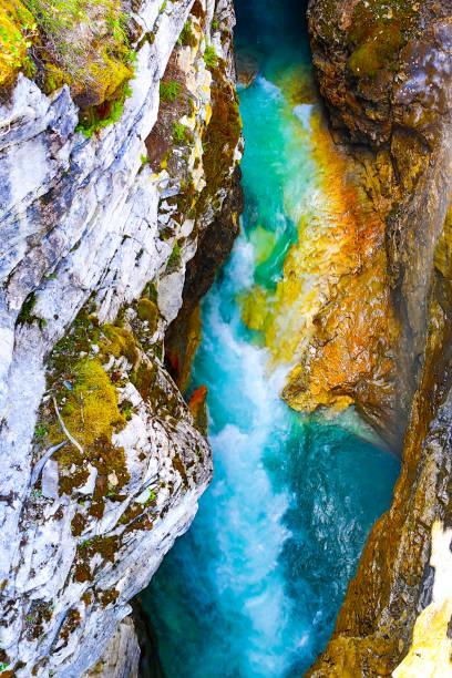 Canadian Rockies - Kootenay stock photo