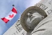 istock Canadian War Monument 182658982