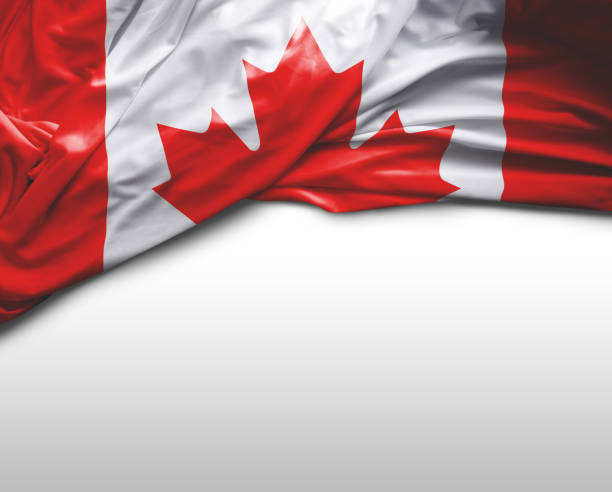 Canadian waving flag Flag Collection canada flag photos stock pictures, royalty-free photos & images