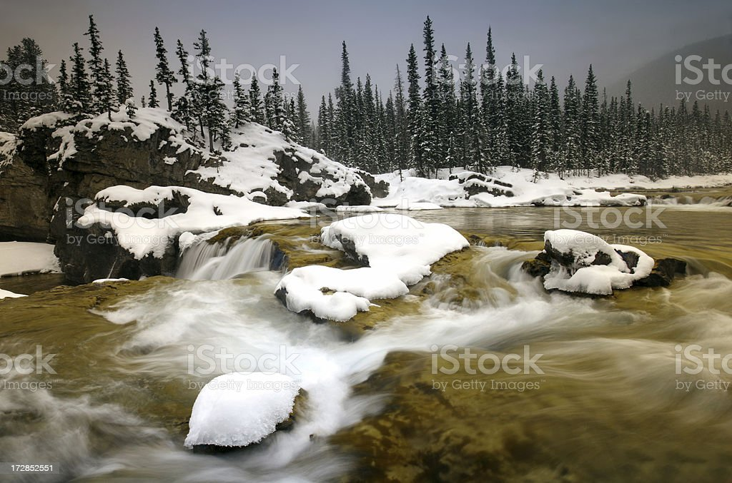 Canadian Wilderness royalty-free stock photo