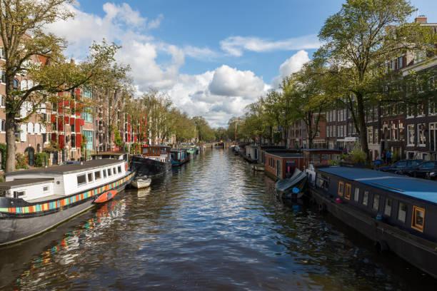 Canal Amsterdam – zdjęcie