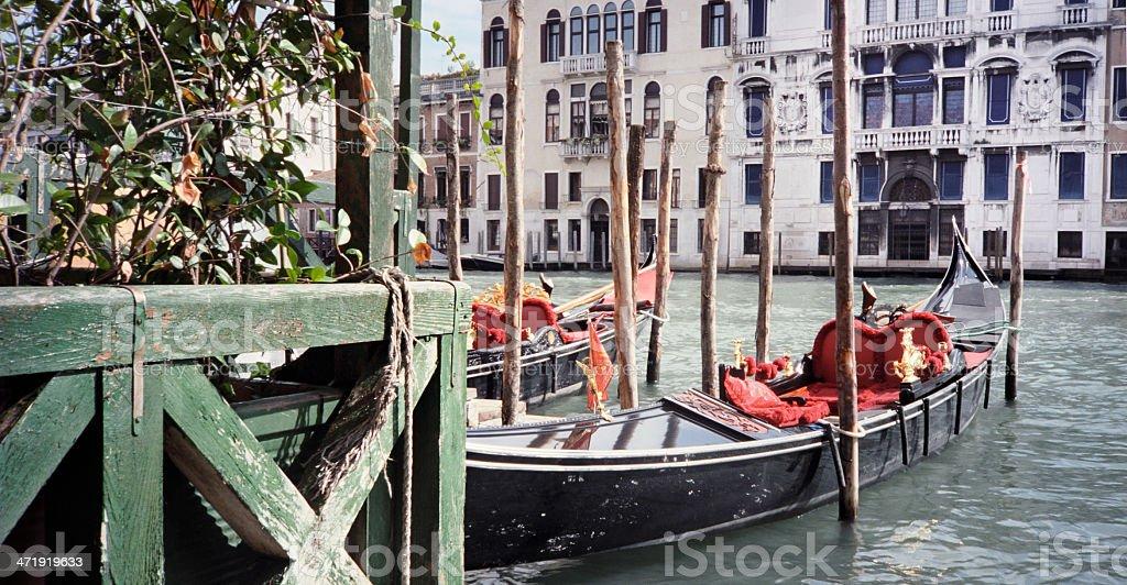 Canal Grande, Venezia royalty-free stock photo