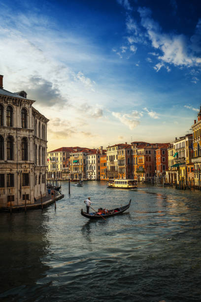Canal Grande, Venice Canal Grande, Venice canal stock pictures, royalty-free photos & images