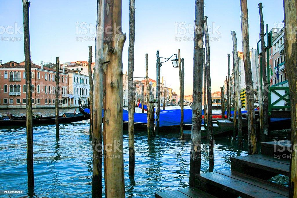Canal Grande, Venedig – Foto