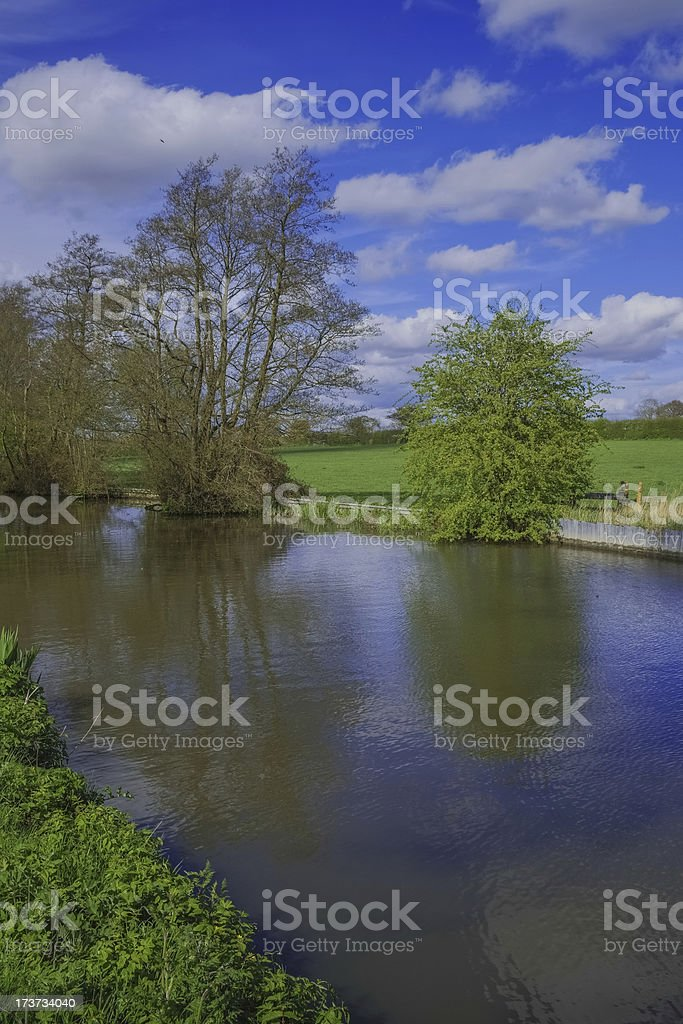 canal royalty-free stock photo