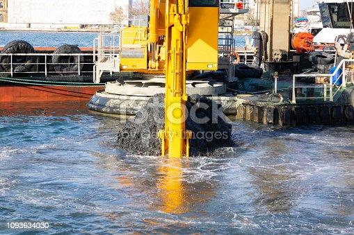 Dredger, Construction Industry, Freight Transportation, Poland, Barge