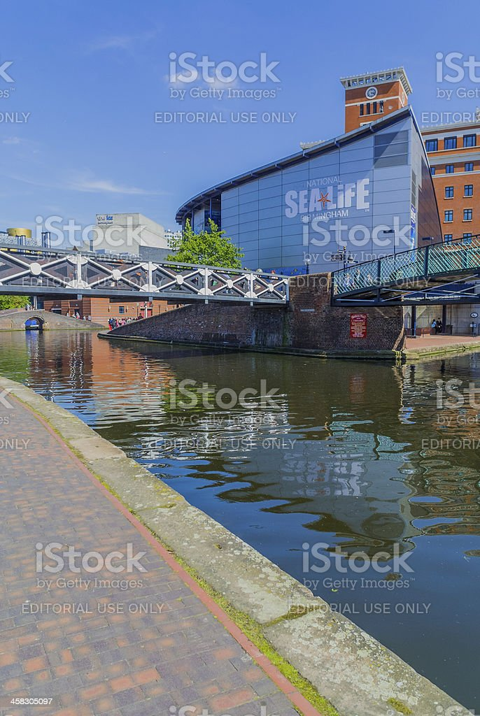 Canals royalty-free stock photo