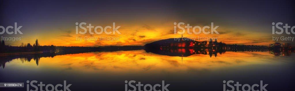 Canberra Australia stock photo