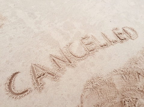 Cancelled holiday
