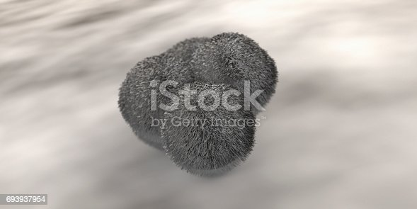 istock Cancer Cell Lymphoma 693937954